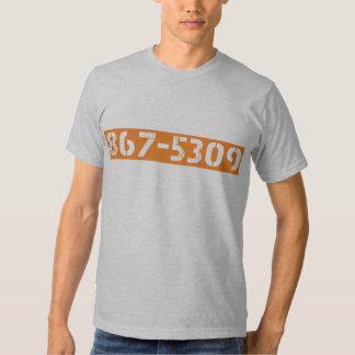 867-5309 TSHIRT