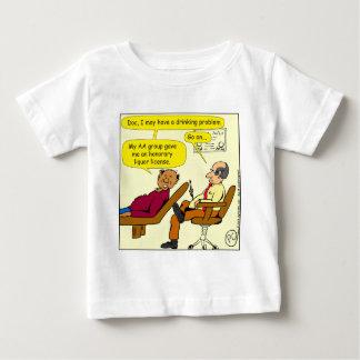 869 honorary liquor license cartoon baby T-Shirt