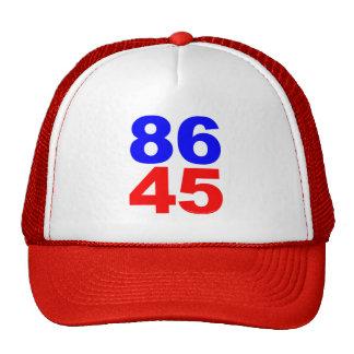 86 45 TRUCKER HAT