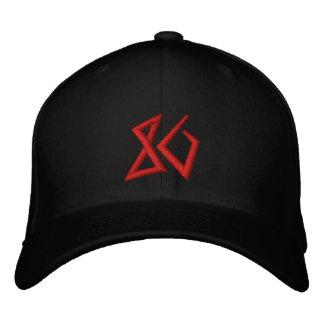 86 Scrawl Design Embroidered Hat