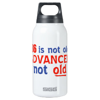 86 year old birthday designs SIGG thermo 0.3L insulated bottle
