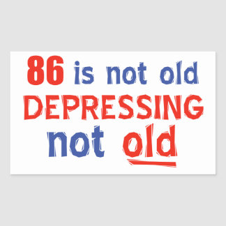 86 years is not old