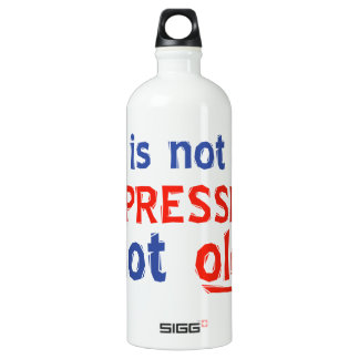 86 years is not old SIGG traveler 1.0L water bottle