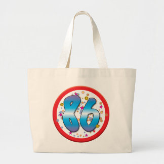 86th Birthday Bag