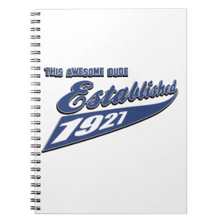 86th birthday designs note books