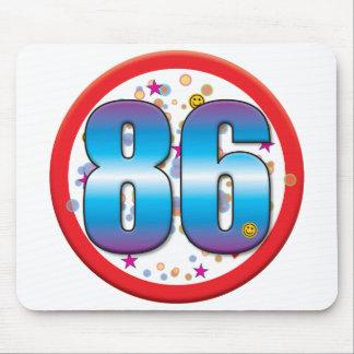 86th Birthday v2 Mousemats