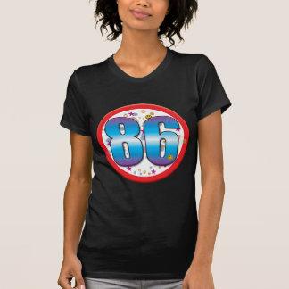 86th Birthday v2 T-shirt
