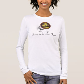86th CSH Army Wife Long Sleeve T-Shirt