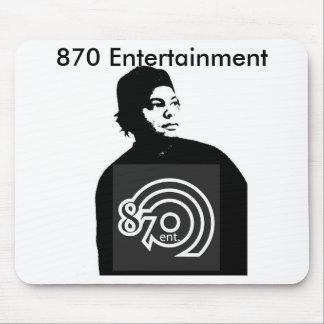 870 Ent. Mouse Pad