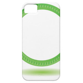 87Greewn Label_rasterized iPhone 5 Cover