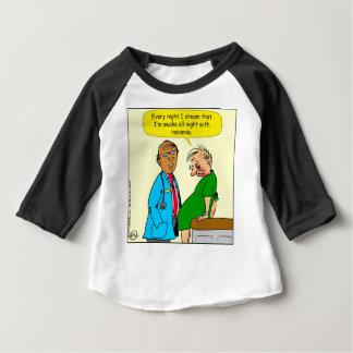 884 Dream I have insomnia cartoon Baby T-Shirt