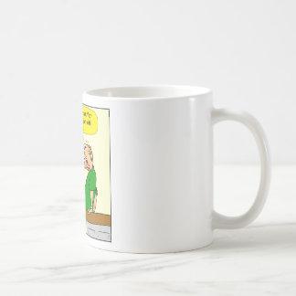 884 Dream I have insomnia cartoon Coffee Mug