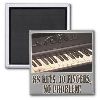 88 Keys Magnet
