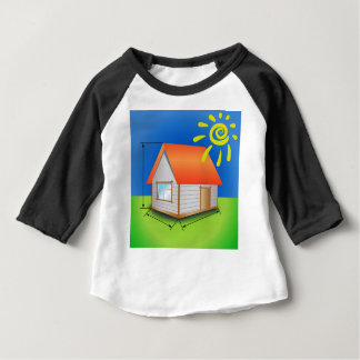 88House_rasterized Baby T-Shirt