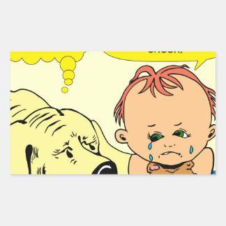 891 Memory tear cartoon Sticker