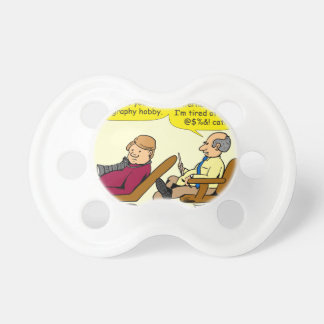 894 tired of your cat cartoon pacifier