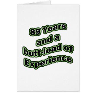 89 butt-load card