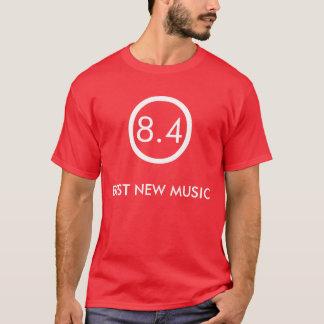 8.4 Best New Music T-Shirt