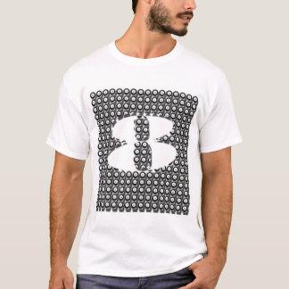 8-Ball Billiard Pool Graphic Art T-Shirt