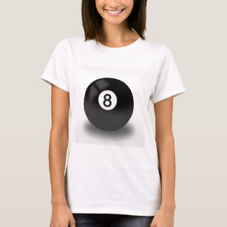 8 Ball - Billiards T-Shirt