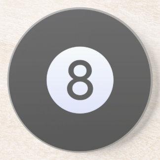 8 Ball Coaster