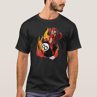 8 Ball Devil T-Shirt