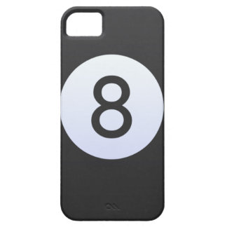8 Ball iPhone 5 Cover