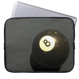 8 Ball Laptop Sleeve