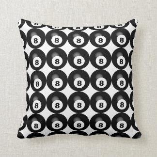 8 Ball Pillow