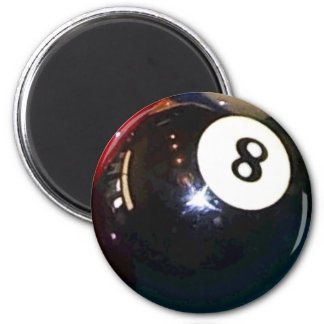 8-Ball Pool Ball Magnet