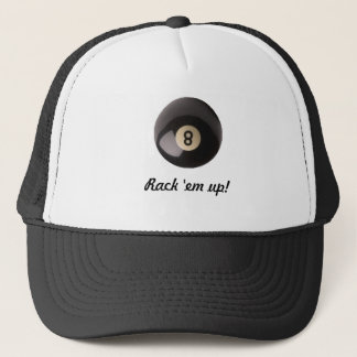 8 Ball Pool Shark's Cap