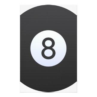 8 Ball Stationery