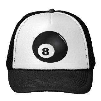 8 Ball trucker cap black Trucker Hat