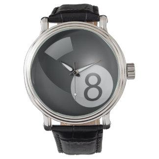 8 Ball Wrist Watch