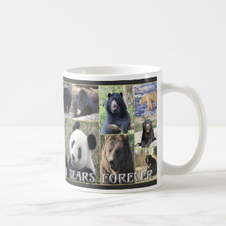 8 BEARS FOREVER COFFEE MUG