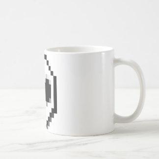 8 Bit Alien Coffee Mug