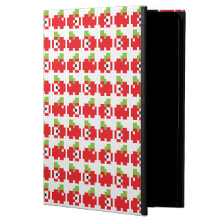 8-bit Apples White iPad Air Case