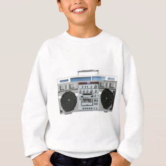 8-bit Boom Box Sweatshirt