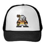 8-Bit El Fuerte Trucker Hats
