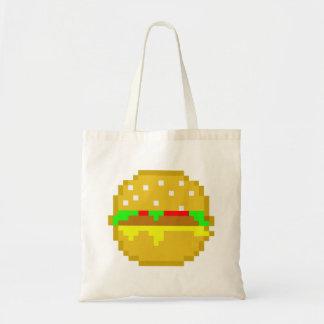 8 Bit Hamburger