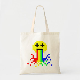 8 Bit Hangover Tote Bag