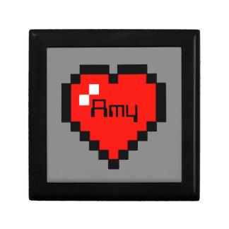 8 - Bit Heart (Full) Gift Box