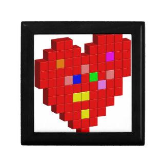 8-Bit Heart Gift Box