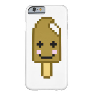 8 Bit Kawaii Ice Cream Barely There iPhone 6 Case