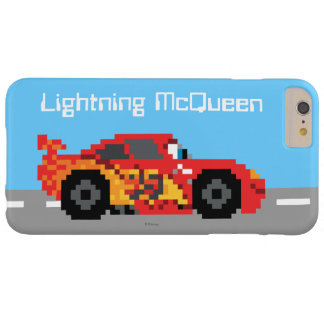 8-Bit Lightning McQueen Barely There iPhone 6 Plus Case
