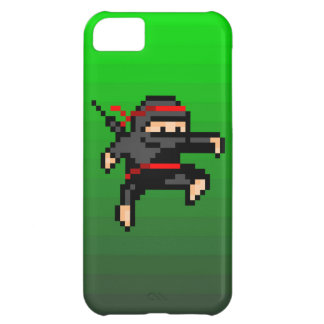 8-bit Ninja iPhone 5C Case