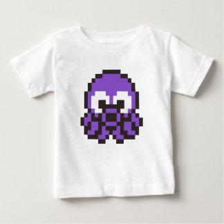 8 Bit Octopus Baby T-Shirt