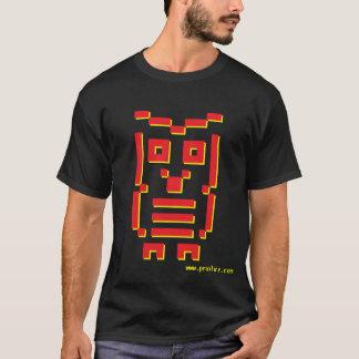8-Bit Owl (Arcade Red) T-Shirt