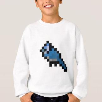 8-Bit Retro Bluejay Sweatshirt
