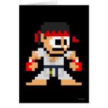 8-Bit Ryu Cards